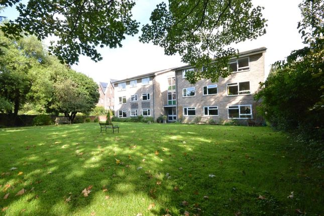 Thumbnail Flat for sale in Christchurch Road, St Cross, Winchester