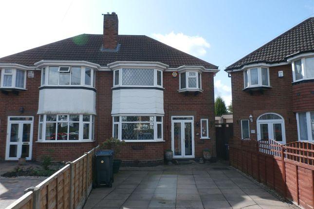 Thumbnail Property for sale in Farnol Road, Yardley, Birmingham
