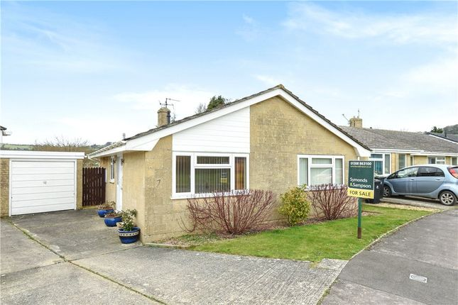 Thumbnail Detached bungalow for sale in Riverside, Beaminster, Dorset