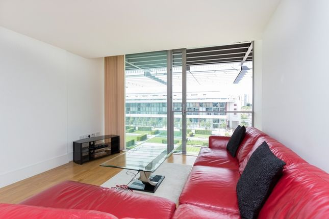 Reception of Eaststand Apartments, Highbury Stadium Square, London N5