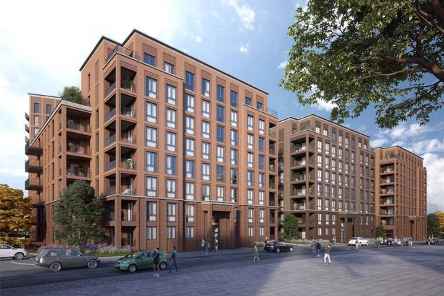 Thumbnail Flat for sale in Austen House, Harrow On The Hill