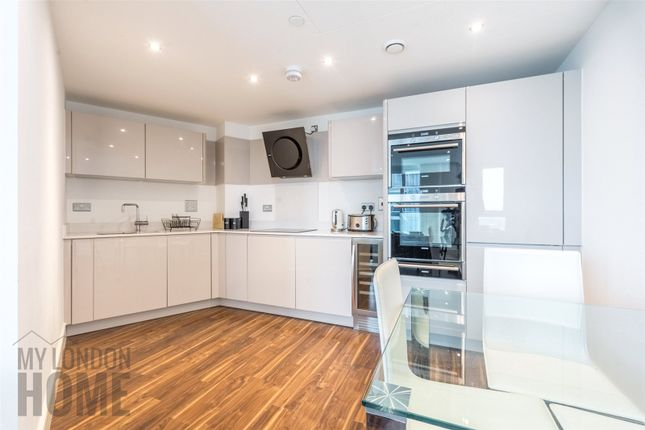 Thumbnail Flat to rent in Altitude Point, 71 Alie Street, Aldgate