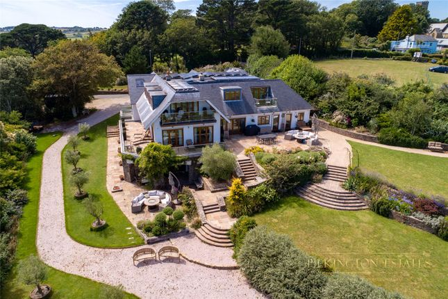Thumbnail Country house for sale in New Road, Stoke Fleming, Dartmouth, Devon