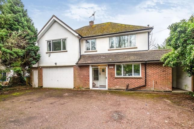 Thumbnail Detached house for sale in Langley Road, Watford, Hertfordshire, .