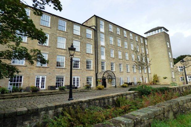 Thumbnail 2 bed flat to rent in Clough Mill Slack Lane, High Peak