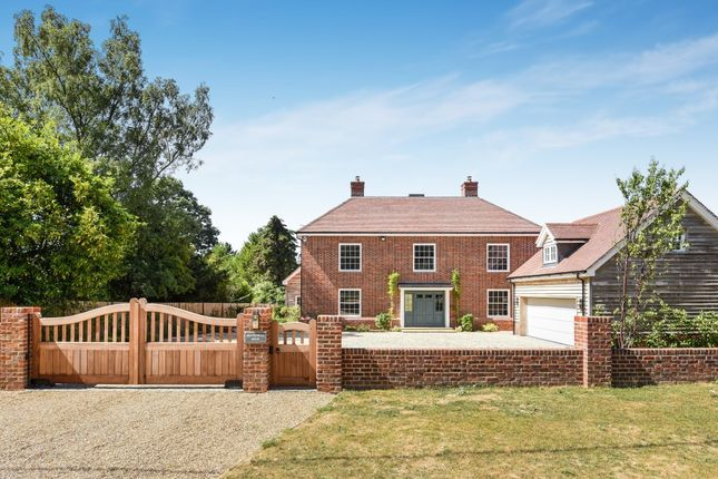 Thumbnail Detached house for sale in Northend, Henley-On-Thames