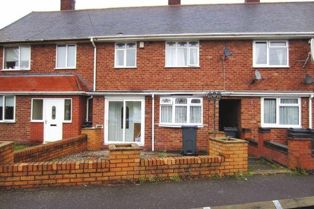 3 bed terraced house to rent in Quinton Road West, Quinton, Birmingham