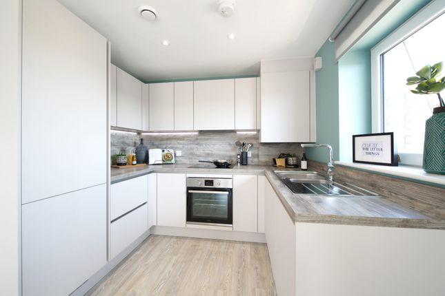 Thumbnail Flat for sale in Plot 86, Endle Street, Southampton