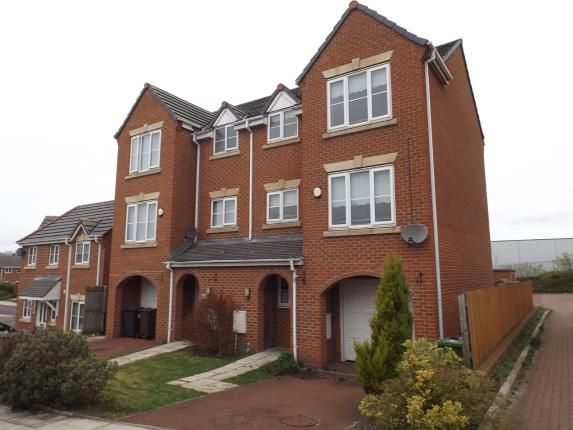 Thumbnail Semi-detached house for sale in Ken Mews, Bootle, Merseyside