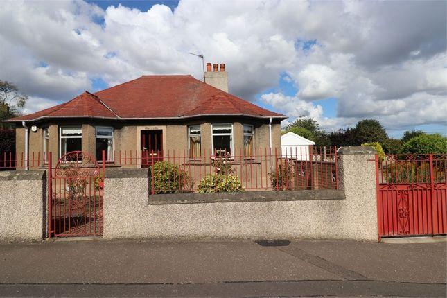 Thumbnail Detached bungalow for sale in Wellesley Road, Buckhaven, Fife