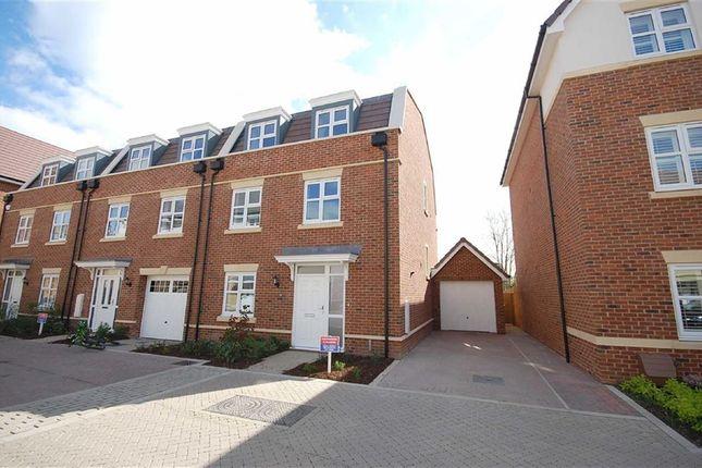 Thumbnail Town house to rent in Truesdales, Ickenham, Uxbridge