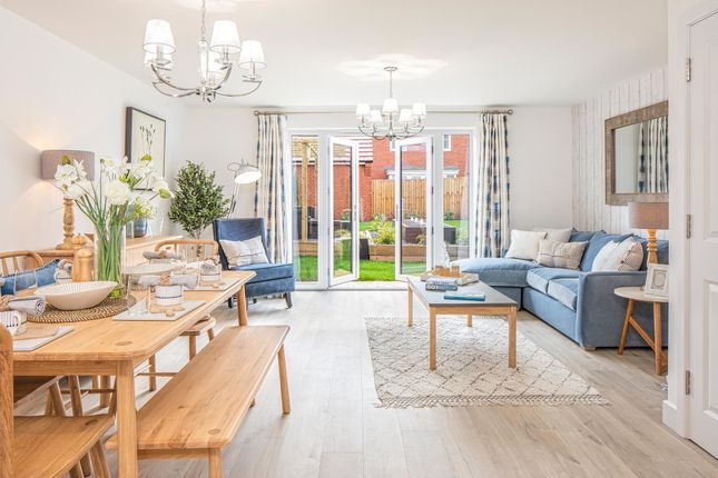 """Thumbnail Detached house for sale in """"Whinfell"""" at Gimson Crescent, Tadpole Garden Village, Swindon"""