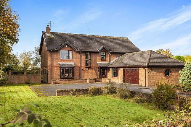Thumbnail Detached house for sale in Fairfield Whittingham Lane, Haighton, Preston