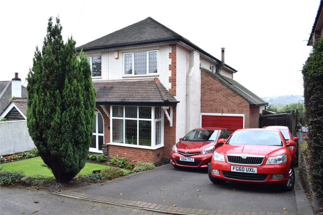 Thumbnail Detached house for sale in Quarry Hill Road, Ilkeston, Derbyshire