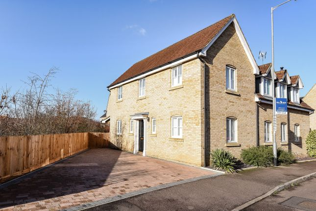 Thumbnail Detached house for sale in Chapman Way, St. Neots, Cambridgeshire