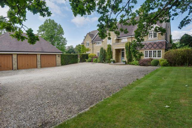 Thumbnail Detached house for sale in Gilston Park, Gilston, Hertfordshire