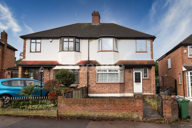 3 bed semi-detached house for sale in The Avenue, London E4