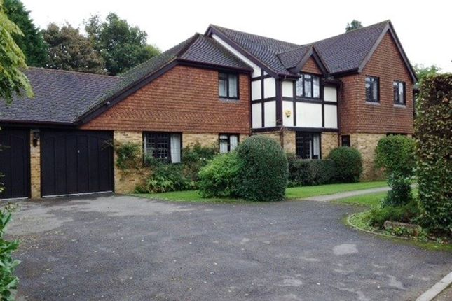 Thumbnail Detached house to rent in Clenches Farm Road, Sevenoaks