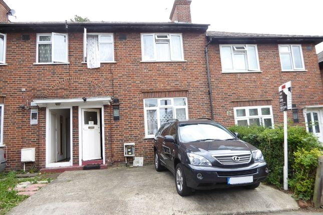 Thumbnail Terraced house for sale in Gorse Rise, Tooting/ Furzedown