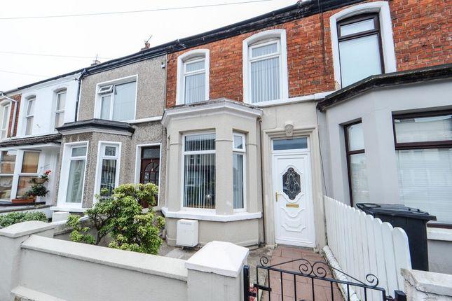 Thumbnail Terraced house for sale in Jocelyn Avenue, Cregagh, Belfast