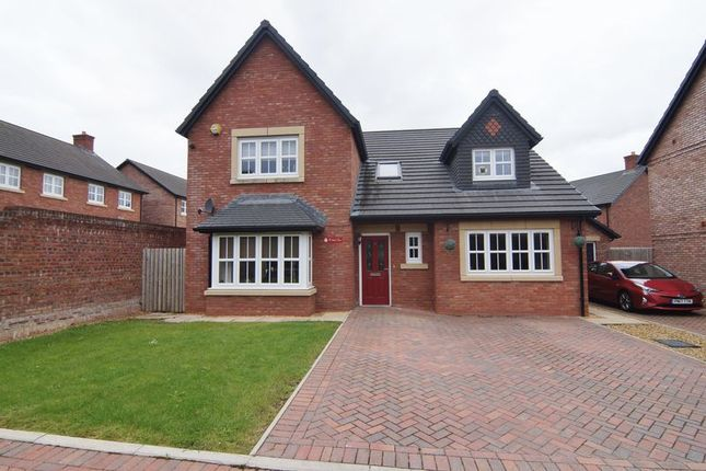Thumbnail Detached house to rent in Stile Close, Kirkham