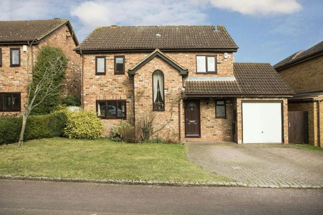 Thumbnail Detached house for sale in Sibley Park Road, Earley, Reading