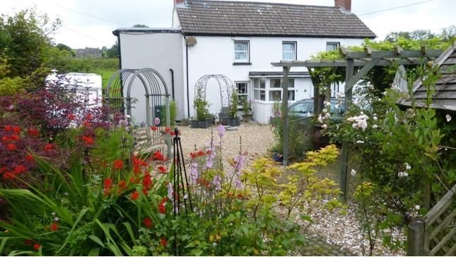 Thumbnail Detached house for sale in Millbrook, Llanboidy, Whitland