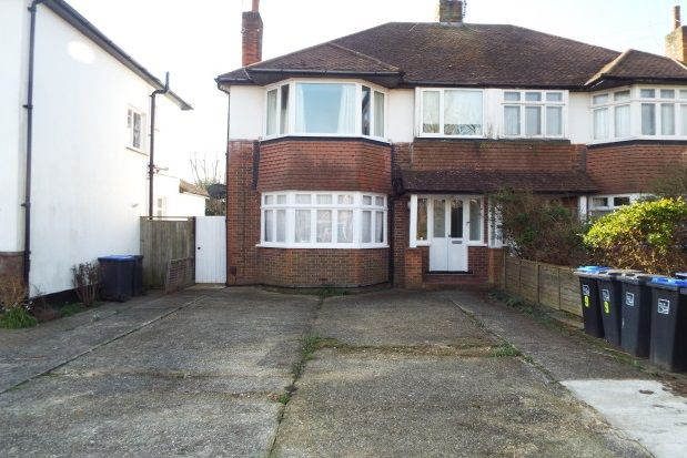 Thumbnail Property to rent in Rose Walk, Goring-By-Sea, Worthing