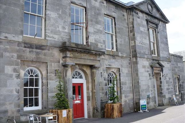 Serviced office to let in High Street, Perth (Scotland)