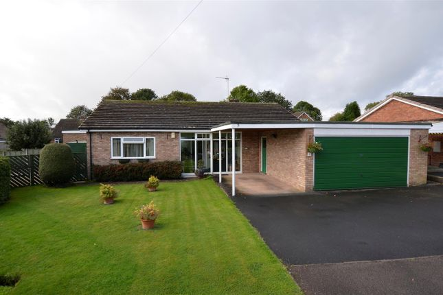 Thumbnail Bungalow for sale in Spur Lea, Bradley, Stafford