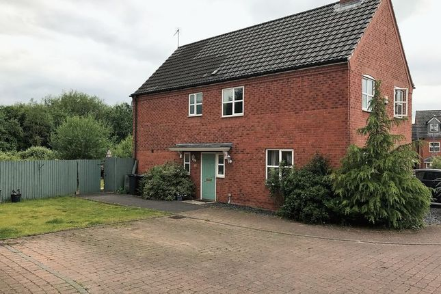 Thumbnail Detached house to rent in Jackson Road, Bagworth, Coalville