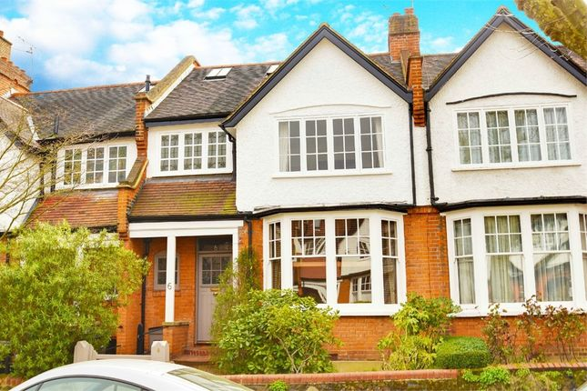 Thumbnail Terraced house for sale in Etheldene Avenue, Muswell Hill, London