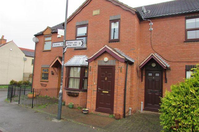 Terraced house in  Austrey Road  Warton  Tamworth  Staffordshire  Birmingham