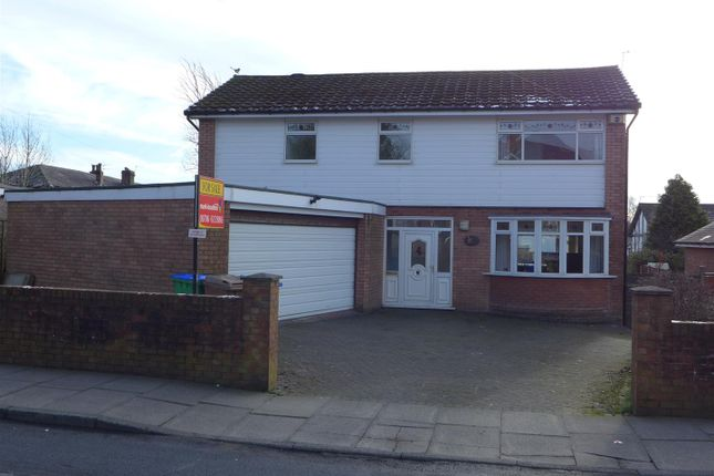 Thumbnail Detached house for sale in Heywood Hall Road, Heywood