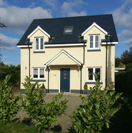 Thumbnail Detached house for sale in Beulah, Newcastle Emlyn