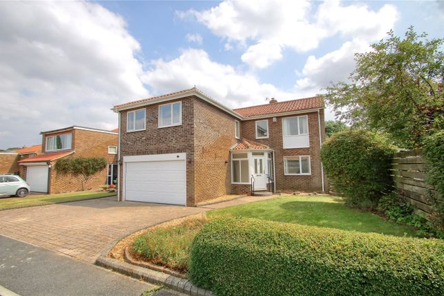 5 bed detached house for sale in The Green, Long Newton, Stockton-On-Tees TS21