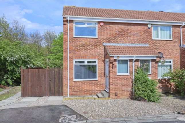 Thumbnail Semi-detached house for sale in Fox Howe, Coulby Newham, Middlesbrough
