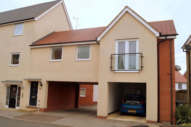 Thumbnail Property to rent in Tiree Court, Newton Leys, Milton Keynes MK35Fd
