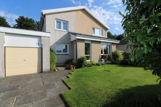 Thumbnail Detached house for sale in Murieston Gardens, Livingston, West Lothian