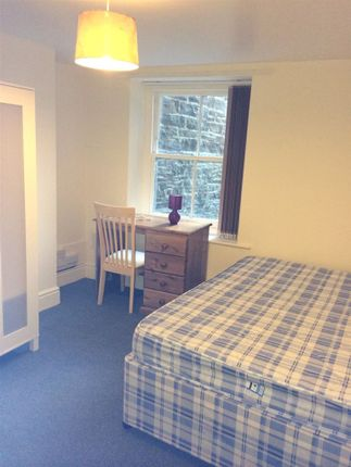 Thumbnail Room to rent in 8 Bed House, Custom House St, Aberystwyth