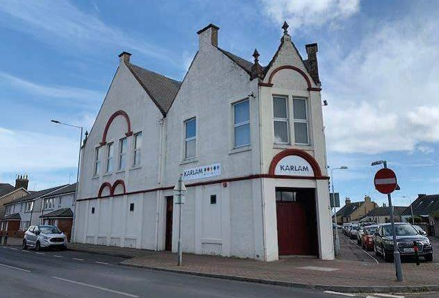 Thumbnail Leisure/hospitality for sale in Wellesley Court, Wellesley Road, Methil, Leven