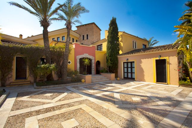 Thumbnail Villa for sale in Santa Ponsa Golf, Santa Ponsa, Palma De Mallorca, Majorca, Balearic Islands, Spain