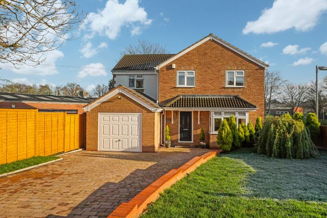 4 bed detached house for sale in Giggetty Lane, Wombourne, Wolverhampton WV5