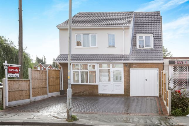 Thumbnail Detached house for sale in Prestwood Road, Wednesfield, Wolverhampton