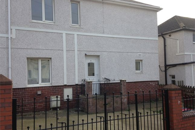 Thumbnail Semi-detached house to rent in Lancaster Street, Thurnscoe, Rotherham, South Yorkshire.