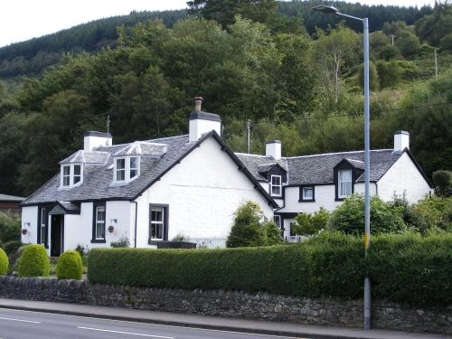 Thumbnail Detached house for sale in Arrochar, Argyll And Bute