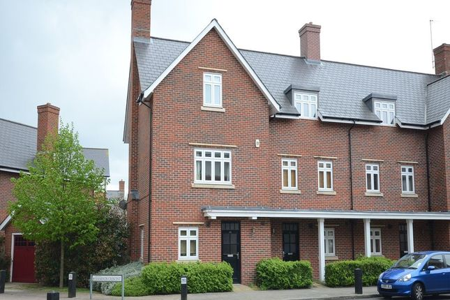 Thumbnail Town house to rent in Gabriels Square, Lower Earley, Reading