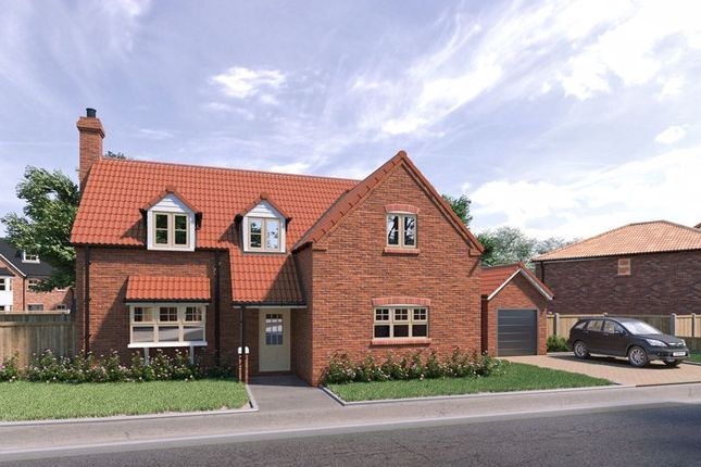 Thumbnail Detached house for sale in Plot 6, Lakeside, Ealand