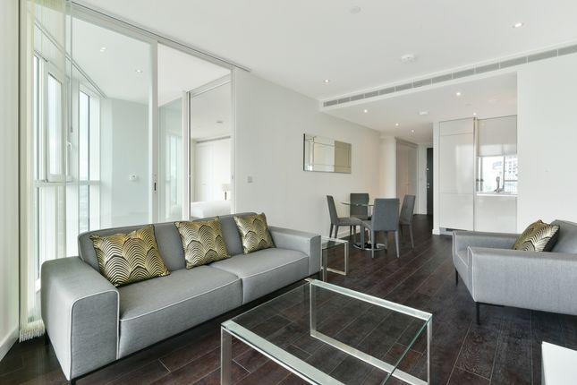 Living Area of Sky Gardens, Wandsworth Road, Nine Elms SW8