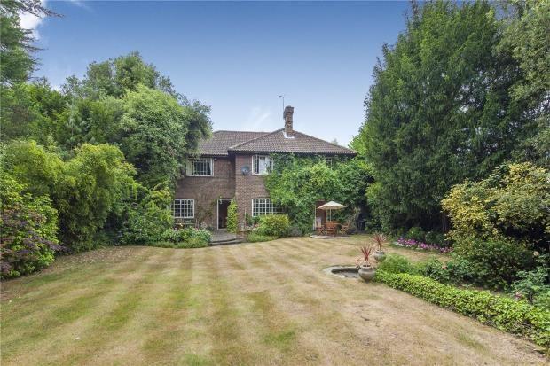 Thumbnail Detached house for sale in Coach House Lane, Wimbledon, London